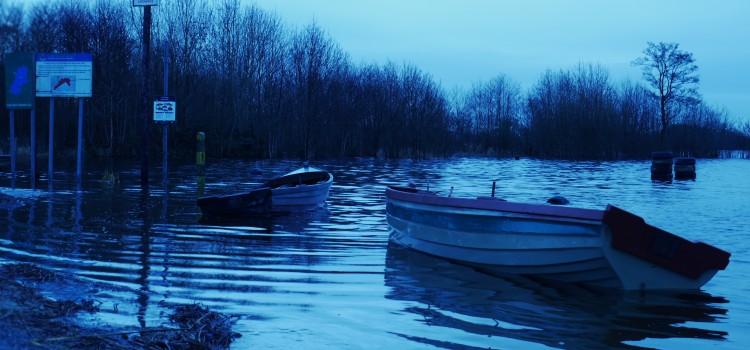 A Flooded Fairy Pool.